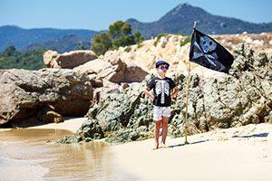 Piraten im Erlebnisurlaub