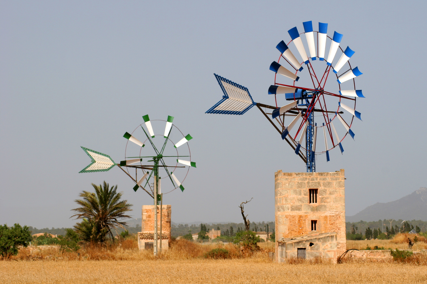 Mallorca windrader