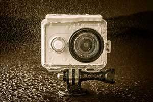 Actioncam für Wassersport - spannend!